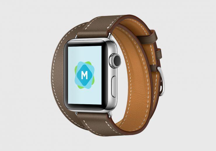 Apple Watch Hermes Leather Strap Mockups