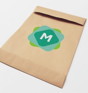 Brown Manilla Envelope Mockup
