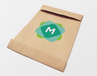 Brown Manilla Envelope Mockup