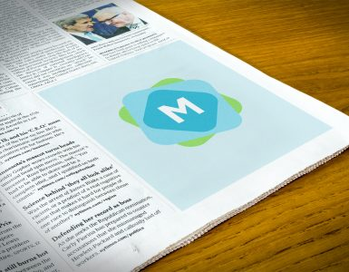 Quarter Page Newspaper Ad Mockup