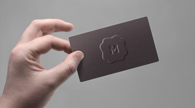 Hand held business card mockup mockup templates why choose this mockup business card colourmoves