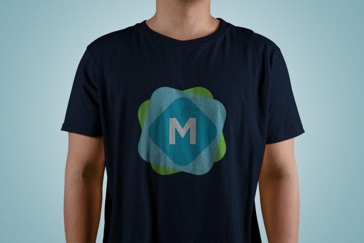 Versatile T Shirt Mockup PSD Mockup Templates